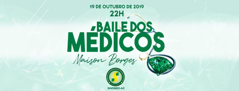Sindicato dos Médicos Realiza Convite para o Baile dos Médicos 2019