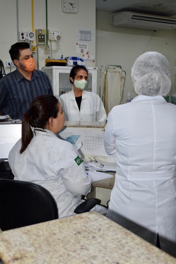 Diretores do Sindmed-AC detectam falhas no Huerb que podem resultar no aumento do total de infectados por Covid-19
