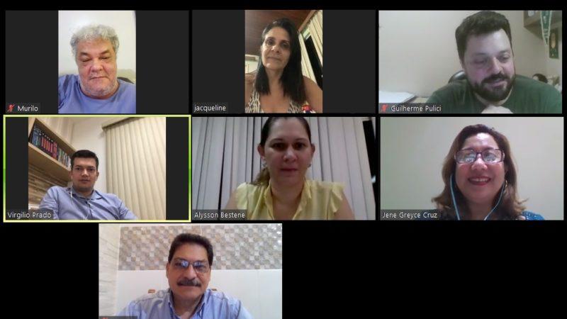 Sindmed-AC e entidades médicas voltam a realizar cobranças a Sesacre durante videoconferência