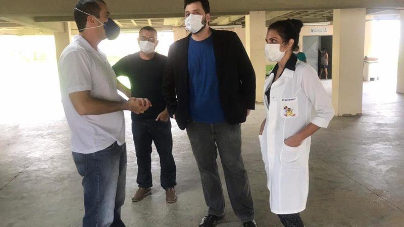 Sindmed-AC cobra ação da Semsa para que pacientes usem máscaras durante atendimentos