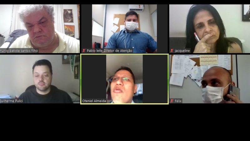 Fwd: Em videoconferência, Sindmed-AC e Semsa discutem prevenção contra a Covid-19