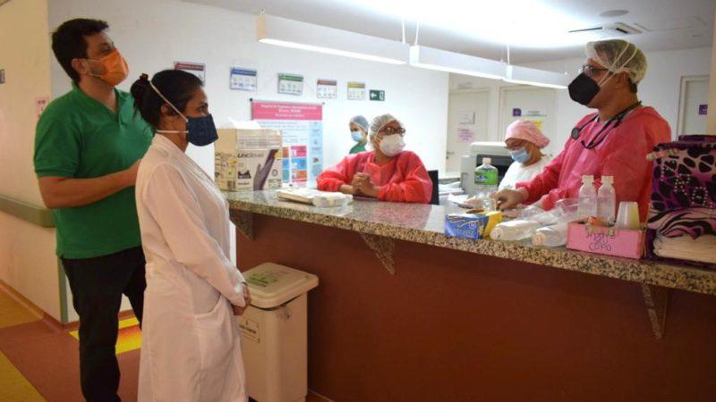 Sindmed-AC alerta para o agravamento das dificuldades no tratamento de pacientes com Convid-19 no Huerb
