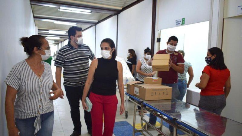 Diretores do Sindmed-AC retornam ao Into e acompanham detalhes para conclusão da obra de entrega do hospital