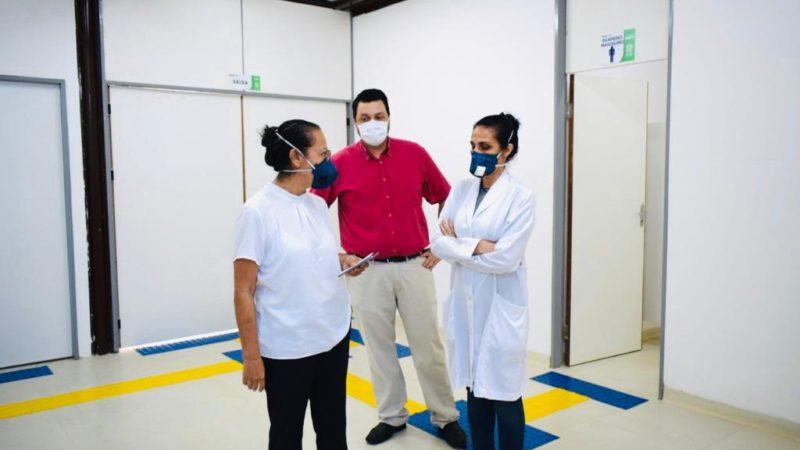 Sindmed-AC cobra entrega de novos leitos no INTO e abertura do ambulatório para pacientes com Covid-19
