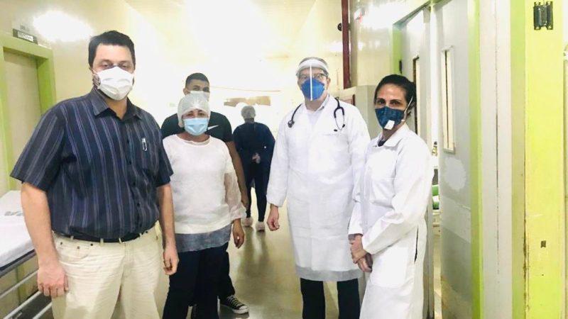 Sindmed-AC vistoria UPA do Segundo Distrito e detecta superlotação, falta de exames e medicamentos
