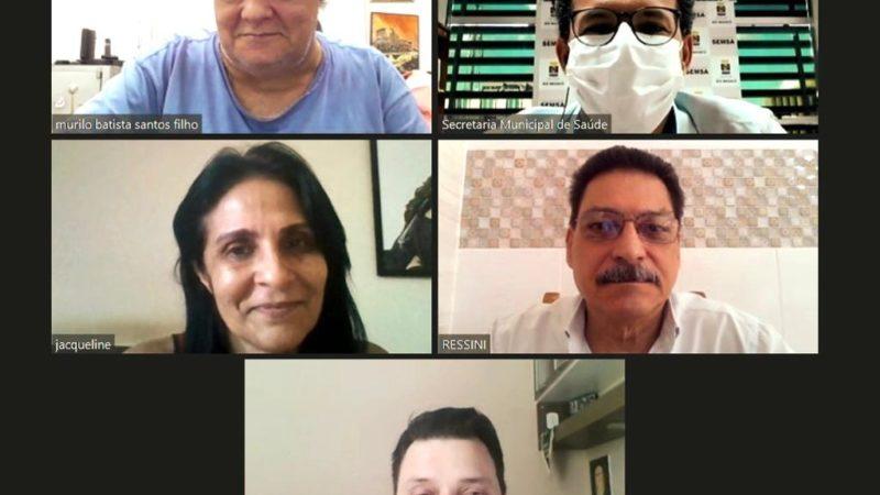 Diretores do Sindmed-AC fazem reivindicações a Semsa