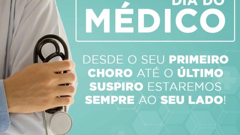 Sindmed-AC lança campanha para o Dia do Médico