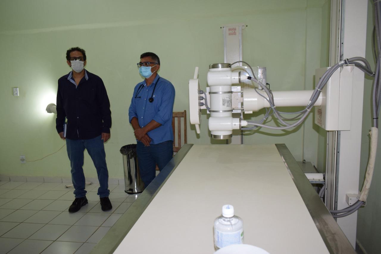 Sindmed-AC encontra falhas no hospital de Xapuri