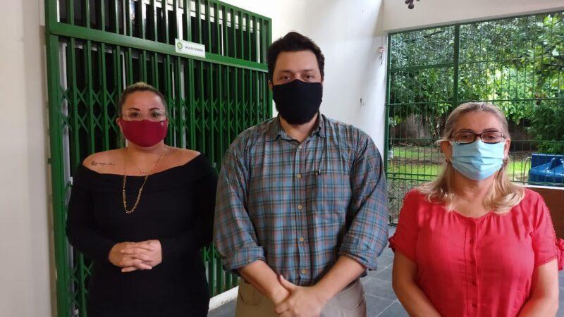 Sindmed-AC, CRM e vereadora debatem demandas da classe médica