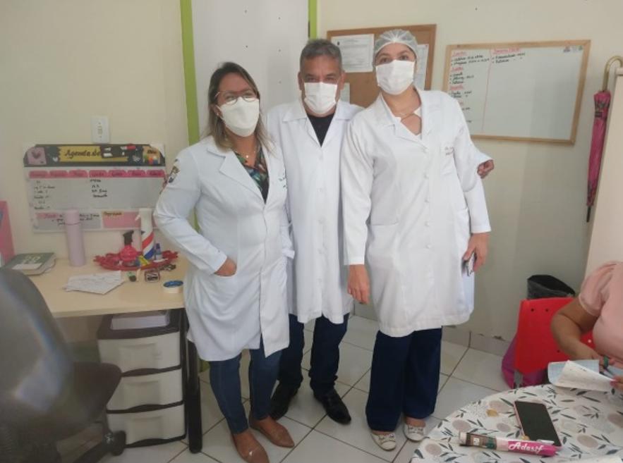 Diretora do Sindmed-AC visita unidade de saúde e reforça paralisação geral