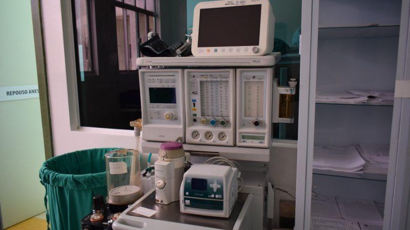 Huerb pode entrar em colapso por falta de anestesista e equipamentos